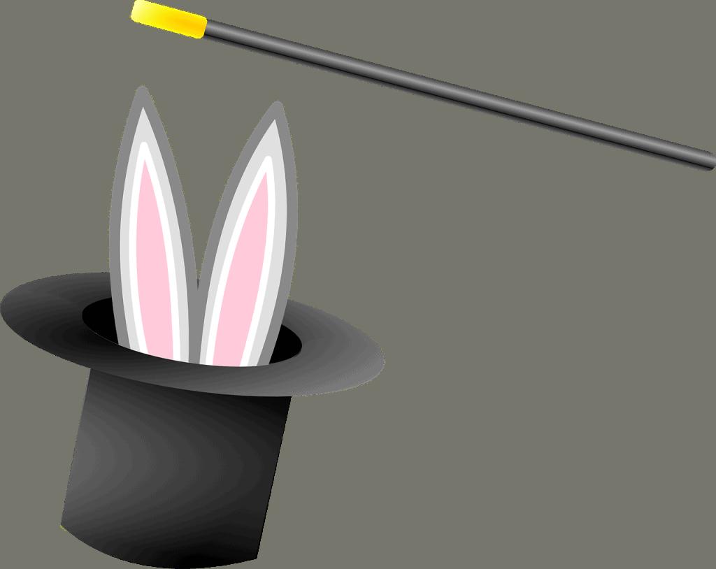 מקל או שפן בכובע